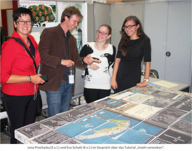 Projekt Inseln versenken